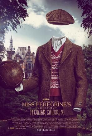 Tim Burton - Miss Peregrine et les enfants particuliers - film 2016 - Papotarium