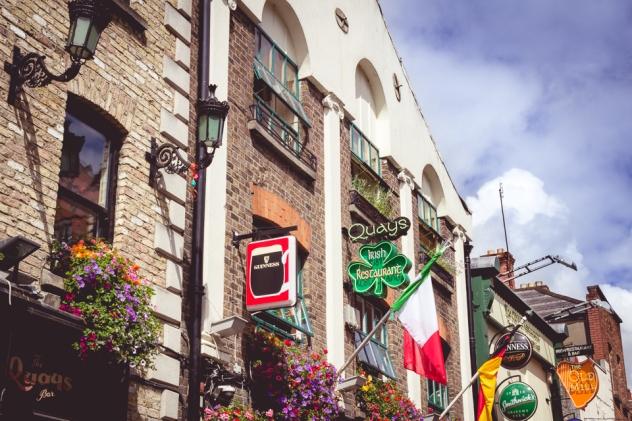 Papotarium - Pubs à Dublin, Irlande
